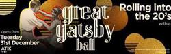 Hogmanay 2019 | Great Gatsby Ball