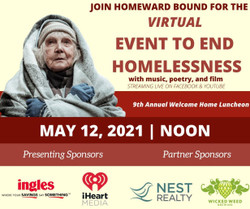 Homeward Bound's Virtual Event to End Homelessness