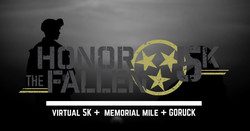 Honor the Fallen 5k and Goruck (virtual)