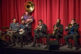 Hot Jazz with the New Orleans Swamp Donkeys at Amsterdam's Graceland Bar-BQ