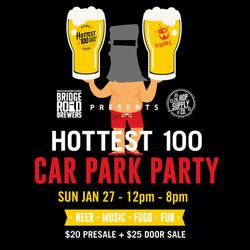 Hottest 100 Car Park Party