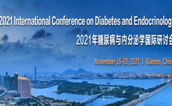 2021 Int'l Conference on Diabetes and Endocrinology(ICDE 2021)
