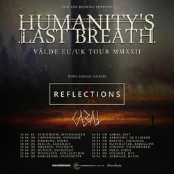 Humanity's Last Breath at The Underworld Camden // New Date