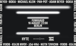 Hyte x Adam Beyer & Pan-pot