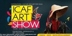 Icaf Lagos Art Show