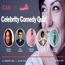 Ican Celebrity Comedy Quiz