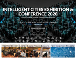 Icec (Intelligent Cities Exhibition & Conference) 2020
