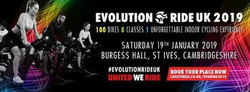 Icg® Evolution Ride Uk 2019
