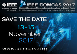 Ieee Comcas 2017 - Microwaves, Communications, Antennas, Electronic Systems