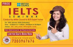 Ielts Seminar in Surat.