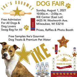 Ike's Gourmet Dog Fair
