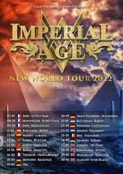 Imperial Age - New World Tour at The Dome - London