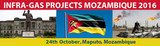 Infrastructure Gas Mozambique