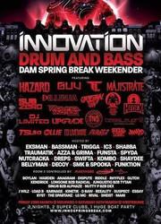 Innovation : D&b Dam Spring Break 2018
