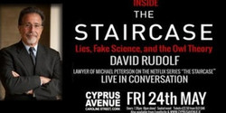 Inside The Staircase: David Rudolf - Live In Conversation