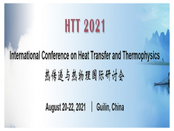 Int'l Conference on Heat Transfer and Thermophysics (htt 2021)