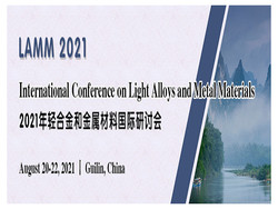 Int'l Conference on Light Alloys and Metal Materials (lamm 2021)