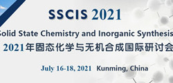 Int'l Conference on Solid State Chemistry and Inorganic Synthesis (sscis 2021)