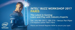 Intel Buzz Workshop Paris 2017