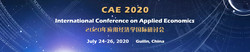 International Conference on Applied Economics (cae 2020)