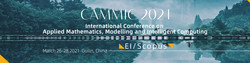 International Conference on Applied Mathematics, Modelling and Intelligent Computing (cammic 2021)