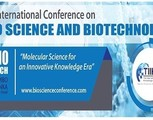 International Conference on Bio Science and Biotechnology 2017