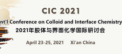 International Conference on Colloid and Interface Chemistry(CIC 2021)