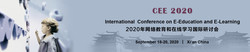 International Conference on E-Education and E-Learning (cee 2020)