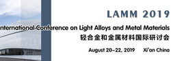International Conference on Light Alloys and Metal Materials (lamm 2019)