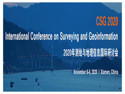 International Conference on Surveying and Geoinformation (csg 2020)