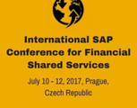 International Sap Conference for Financial Shared Services