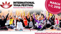 International Yoga Festival 2018