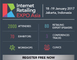 Internet Retailing Expo Indonesia 2017