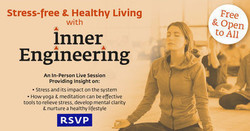 Introduction to Inner Engineering - Youtube Live