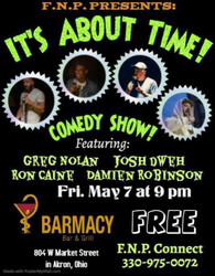 It's About Time for a Comedy Roadshow