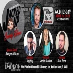 Jackie Sanchez Presents: Jacked Up Comedy Show