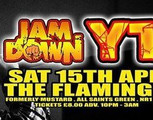 Jam Down presents Yt & Special guests
