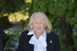 "Jane Adams Clark, Artist and Poet ""Come Listen to this Iconic Senior"""