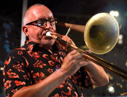 Jazz Tales with Trombonist Jim McFalls