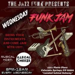 Jazz-funk Connection's Funk Jam!