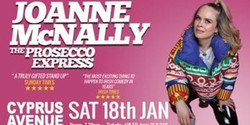 Joanne McNally - The Prosecco Express