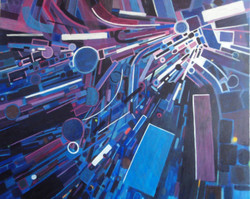"""John Chladek Art Exhibition - """"Landscapes and Abstracts"""""""