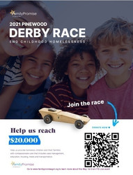 Join Family Promise Shelter's May 1st race to end childhood homelessness