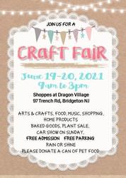 Join Us! June Craft Fair