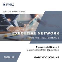 Join the Emba Scene at an Interactive Virtual Event for Executives