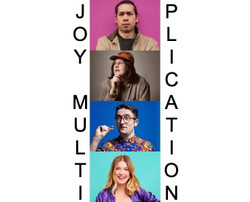 Joy Multiplication with Olga Koch, Chloe Petts, Huge Davies, and Sam Lake