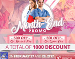 Jrooz Ielts / Ielts Ukvi Month-End Promo - February 27-28, 2017