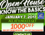 Jrooz Ielts / Ielts Ukvi Open House Promo - January 7, 2017