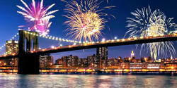 Sunday, July 4th, 2021 -The Official Nyc July 4th All Ages Sunset Yacht party Cruise at Pier 40
