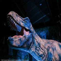 Jurassic World: The Exhibition in The Colony Texas, June 18-Sept 5, 2021